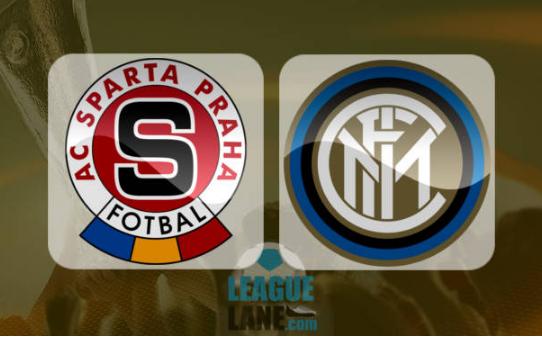 Sparta Prague vs Inter Milan , bet365
