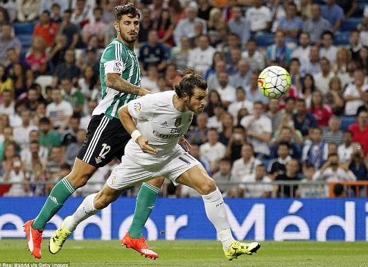 Spanish La Liga : Real Madrid – Real Betis