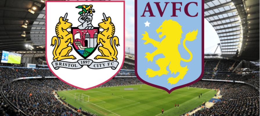 Bristol City - Aston Villa