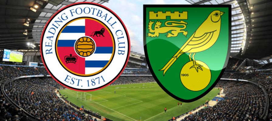 Reading - Norwich City