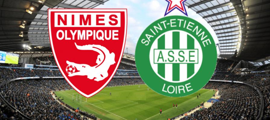 Nimes - Saint-Etienne