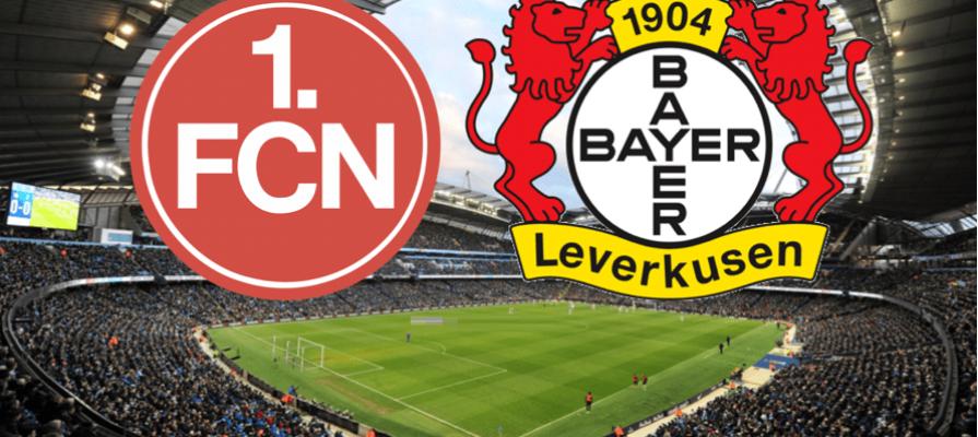 Nurnberg - Bayer Leverkusen
