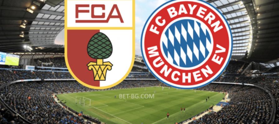 Augsburg - Bayern Munich bet365