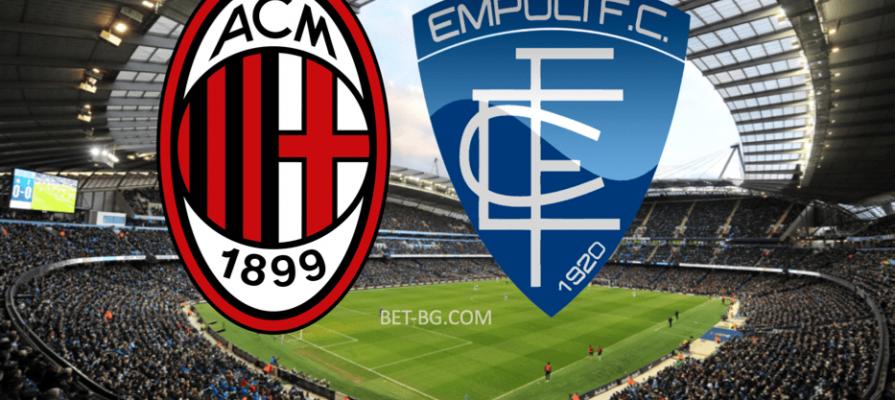Milan - Empoli bet365