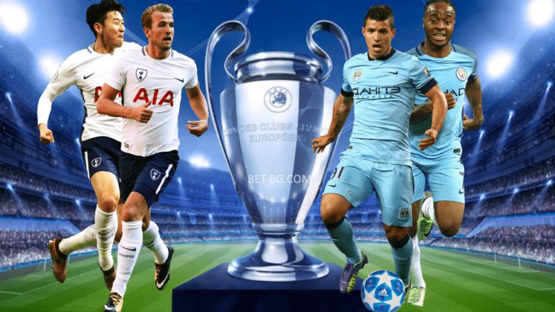 Tottenham - Manchester City bet365