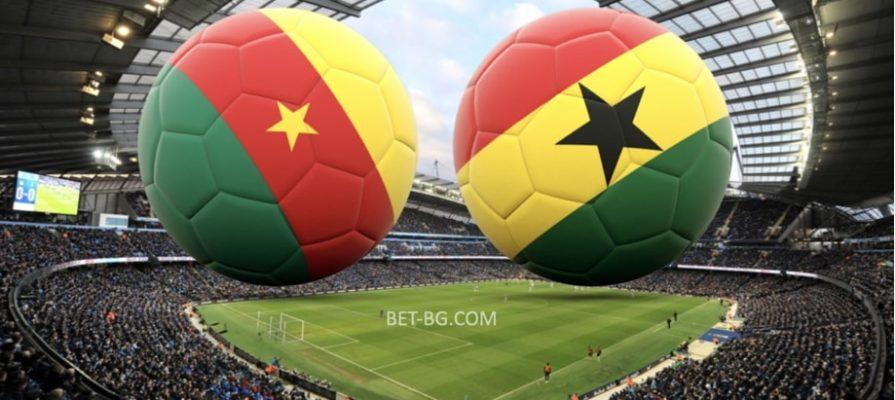 Cameroon - Ghana bet365