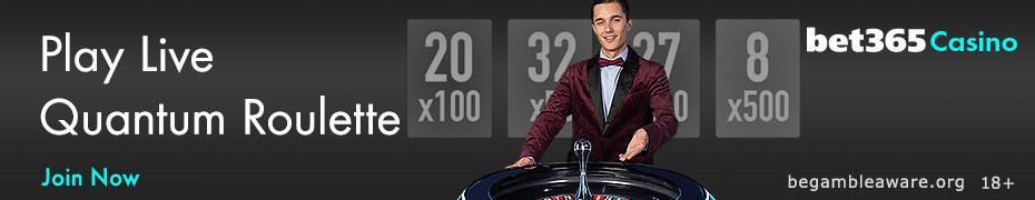 bet365 casino - Quantum Roulette betexperts.eu review