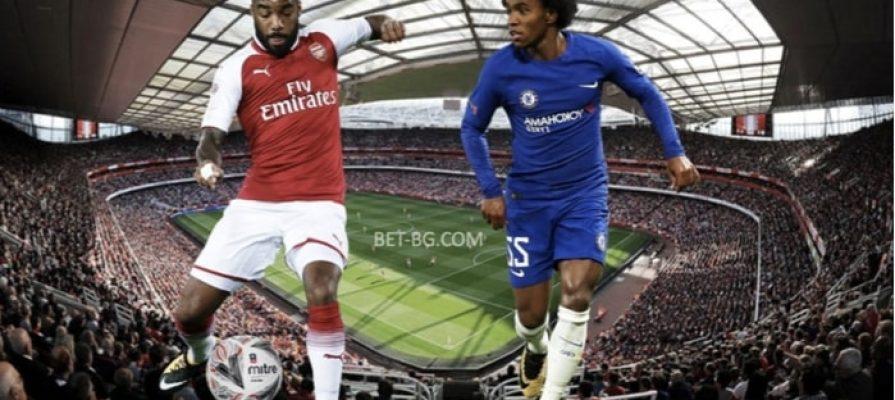 Arsenal - Chelsea bet365