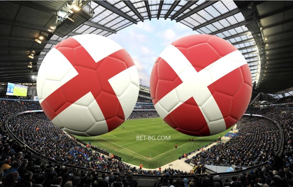 England - Denmark bet365