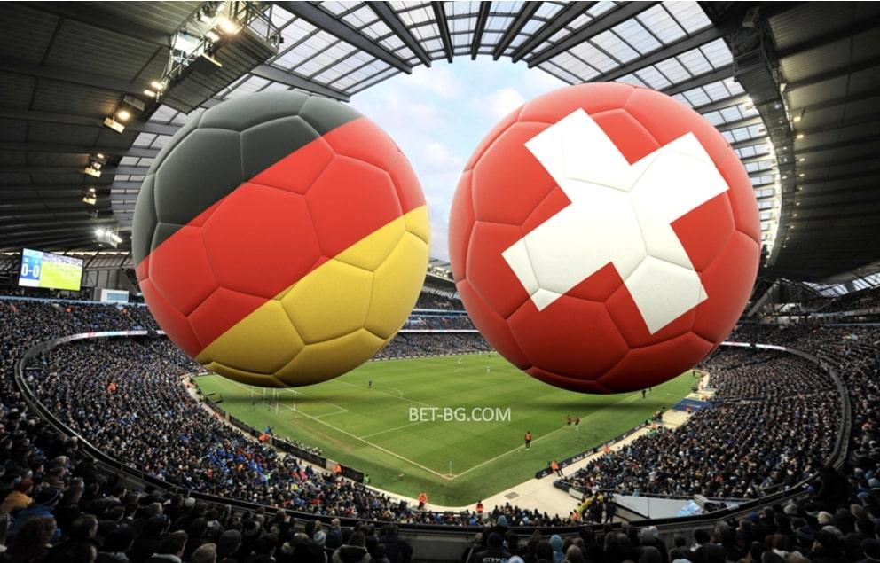 Germany - Switzerland bet365
