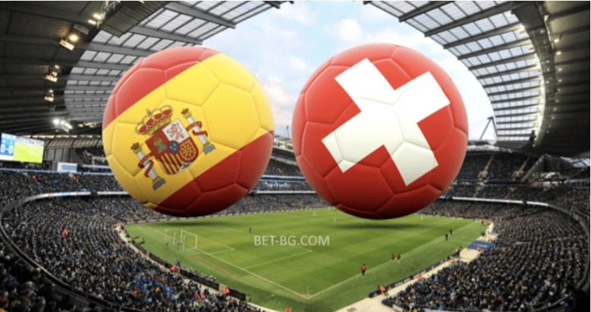 Spain - Switzerland bet365