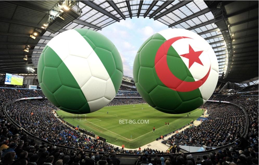 Nigeria - Algeria bet365