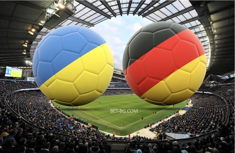 Ukraine - Germany bet365