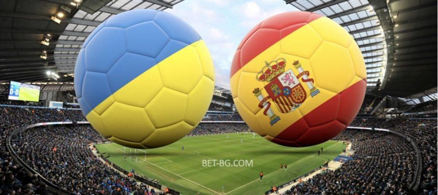 Ukraine - Spain bet365