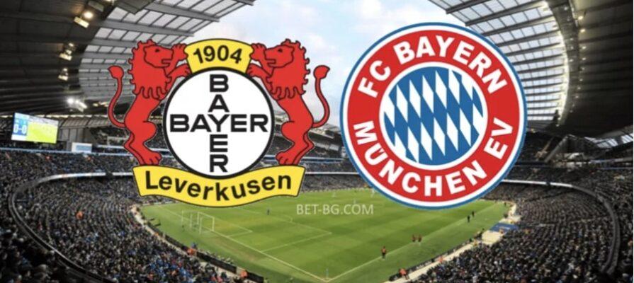 Bayer Leverkusen - Bayer Munich bet365
