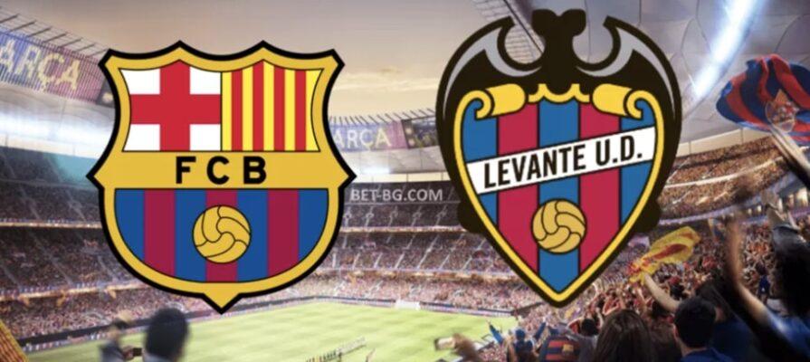 Barcelona - Levante bet365