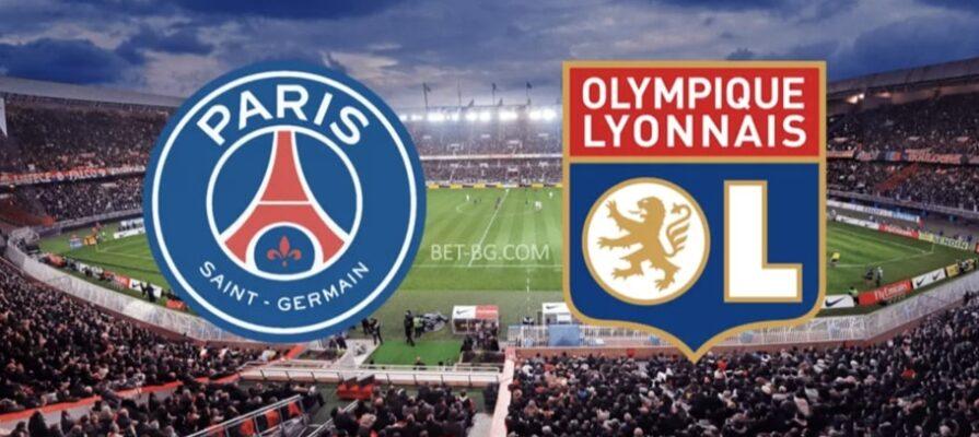 PSG - Olympique Lyonnais bet365