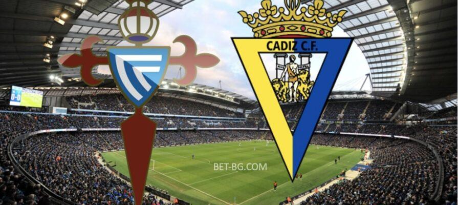 Celta Vigo - Cadiz bet365
