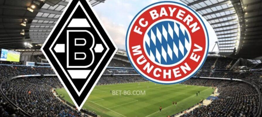 Borussia Mönchengladbach - Bayern Munich bet365