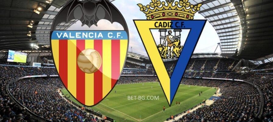 Valencia - Cadiz bet365