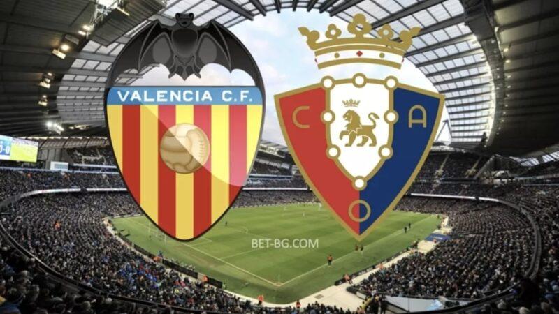 Valencia - Osasuna bet365