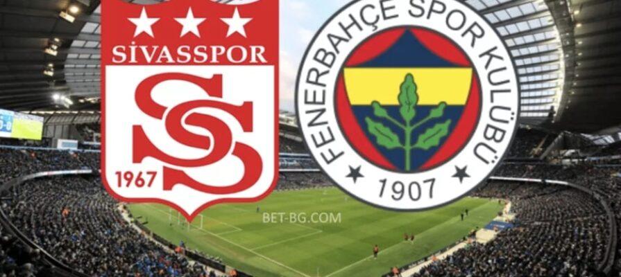 Sivasspor - Fenerbahce bet365
