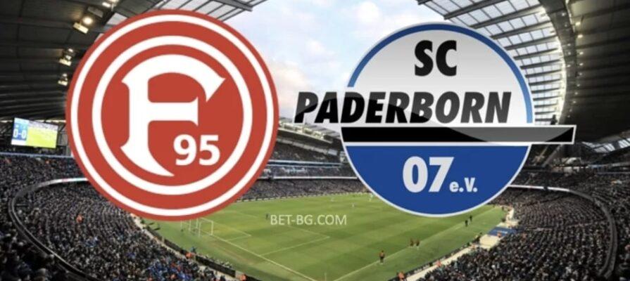 Fortuna Düsseldorf - Paderborn bet365