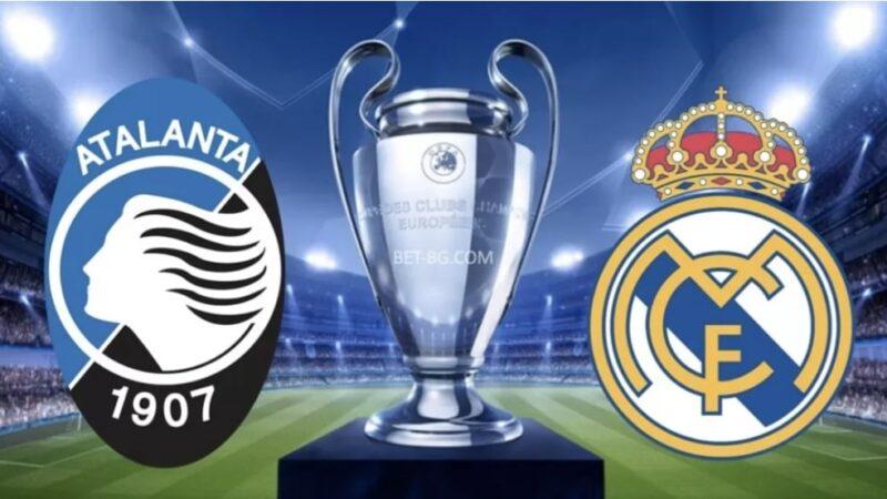 Atalanta - Real Madrid bet365