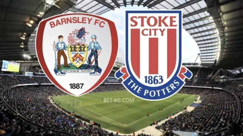 Barnsley - Stoke City bet365