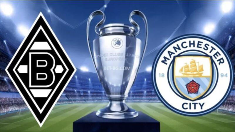 Borussia Monchengladbach - Manchester City bet365