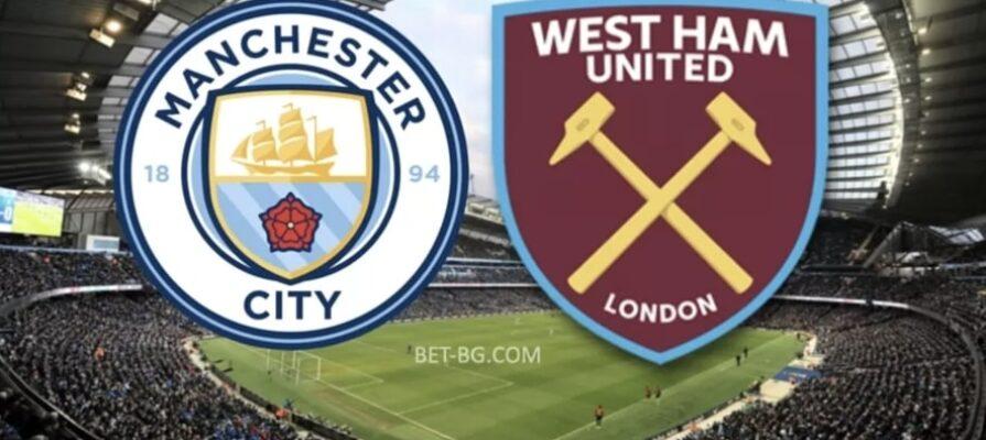 Manchester City - West Ham bet365