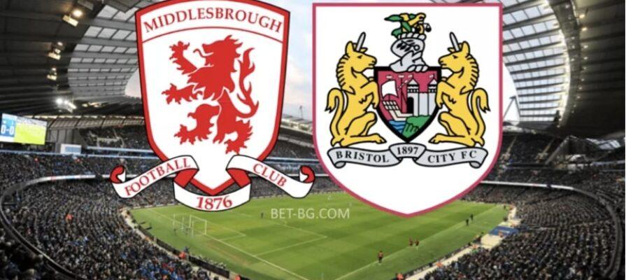 Middlesbrough - Bristol City bet365