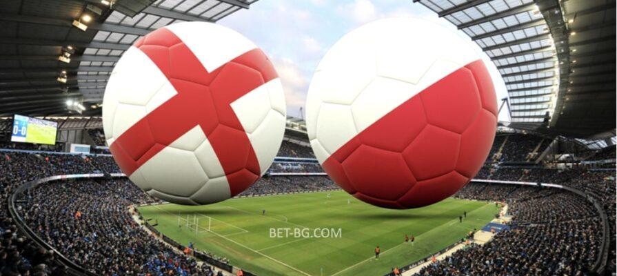 England - Poland bet365