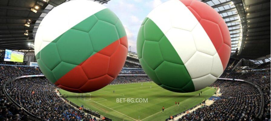 Bulgaria - Italy bet365