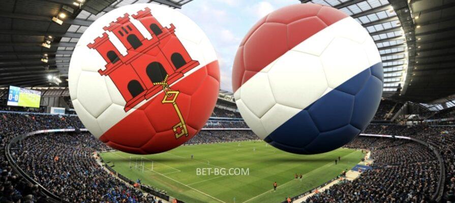 Gibraltar - Netherlands bet365