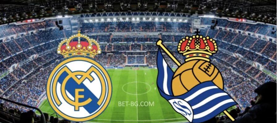 Real Madrid - Real Sociedad bet365