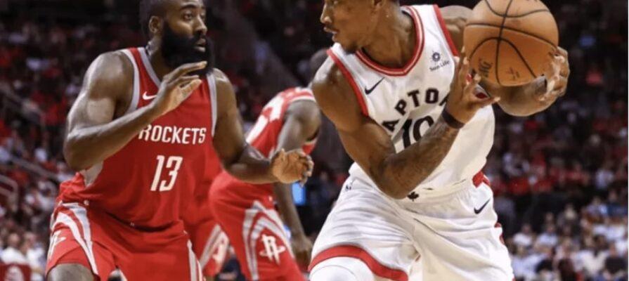TOR Raptors - HOU Rockets bet365