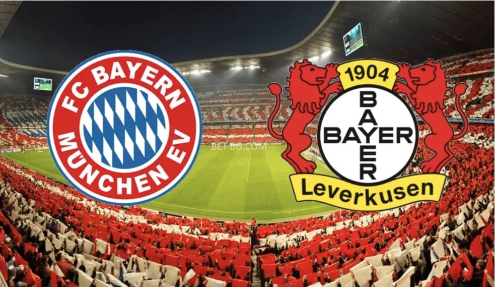 Bayern Munich - Bayer Leverkusen bet365