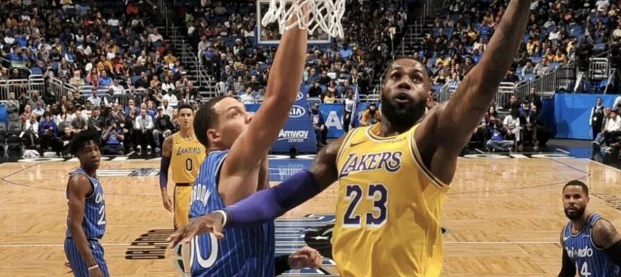 LA Lakers - ORL Magic bet365