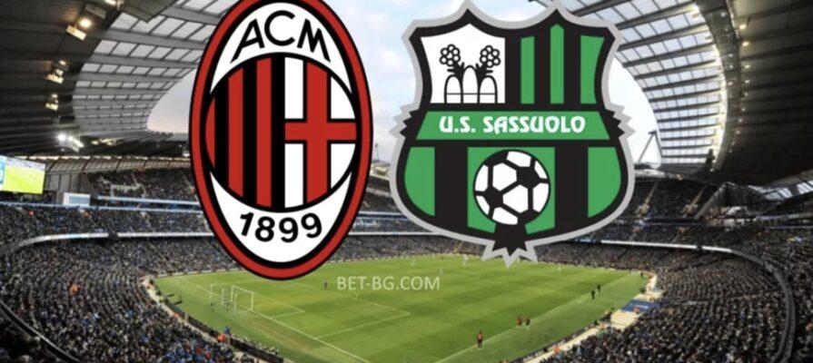 Milan - Sassuolo bet365