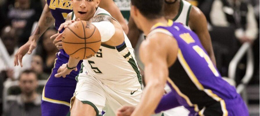 MIL Bucks - LA Lakers bet365