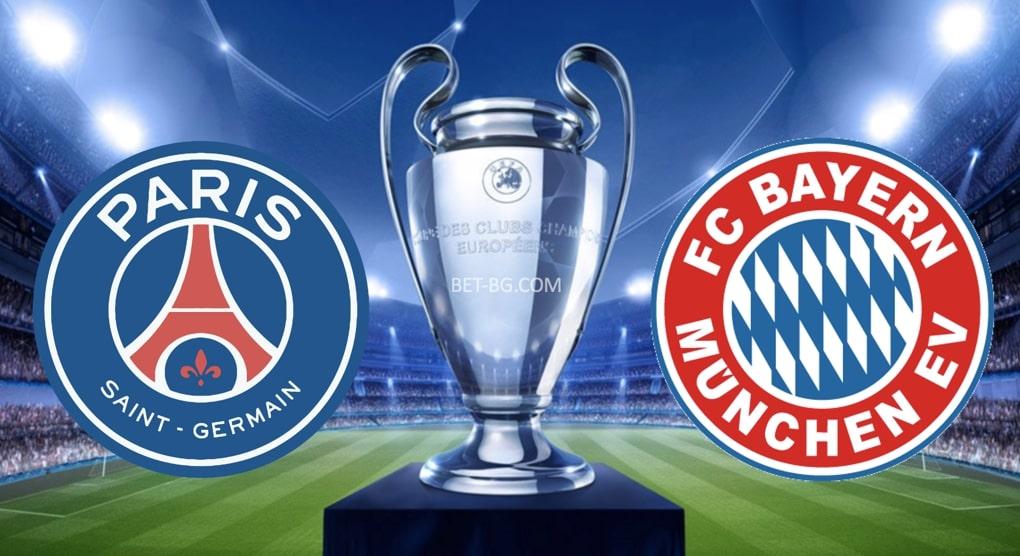 PSG - Bayern Munich bet365