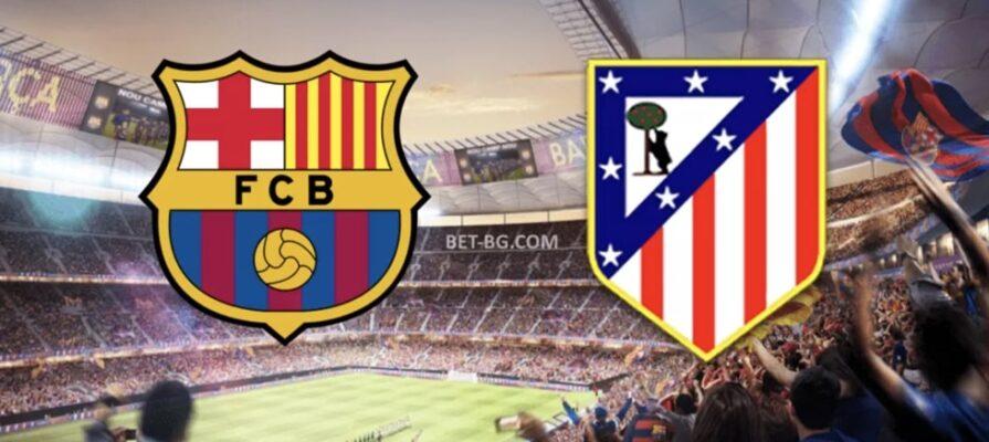 Barcelona - Atletico Madrid bet365