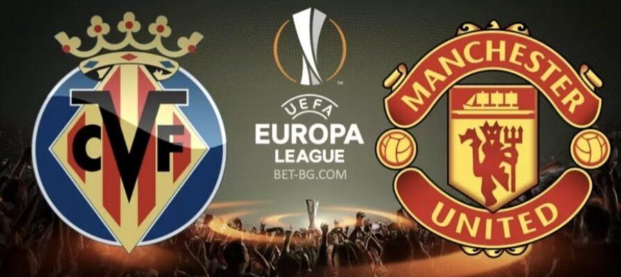 Villarreal - Manchester United bet365
