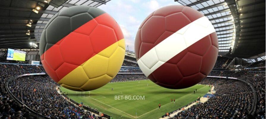 Germany - Latvia bet365
