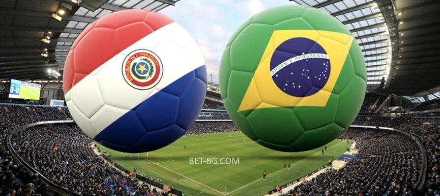 Paraguay - Brazil bet365
