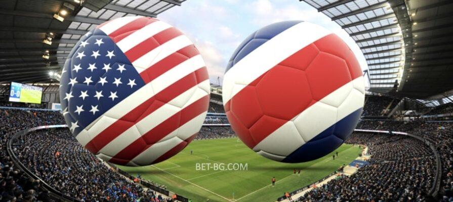 USA - Costa Rica bet365