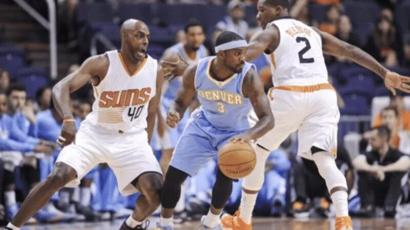 FIN Suns - DEN Nuggets bet365