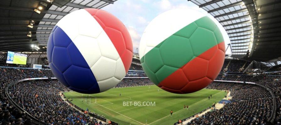 France - Bulgaria bet365